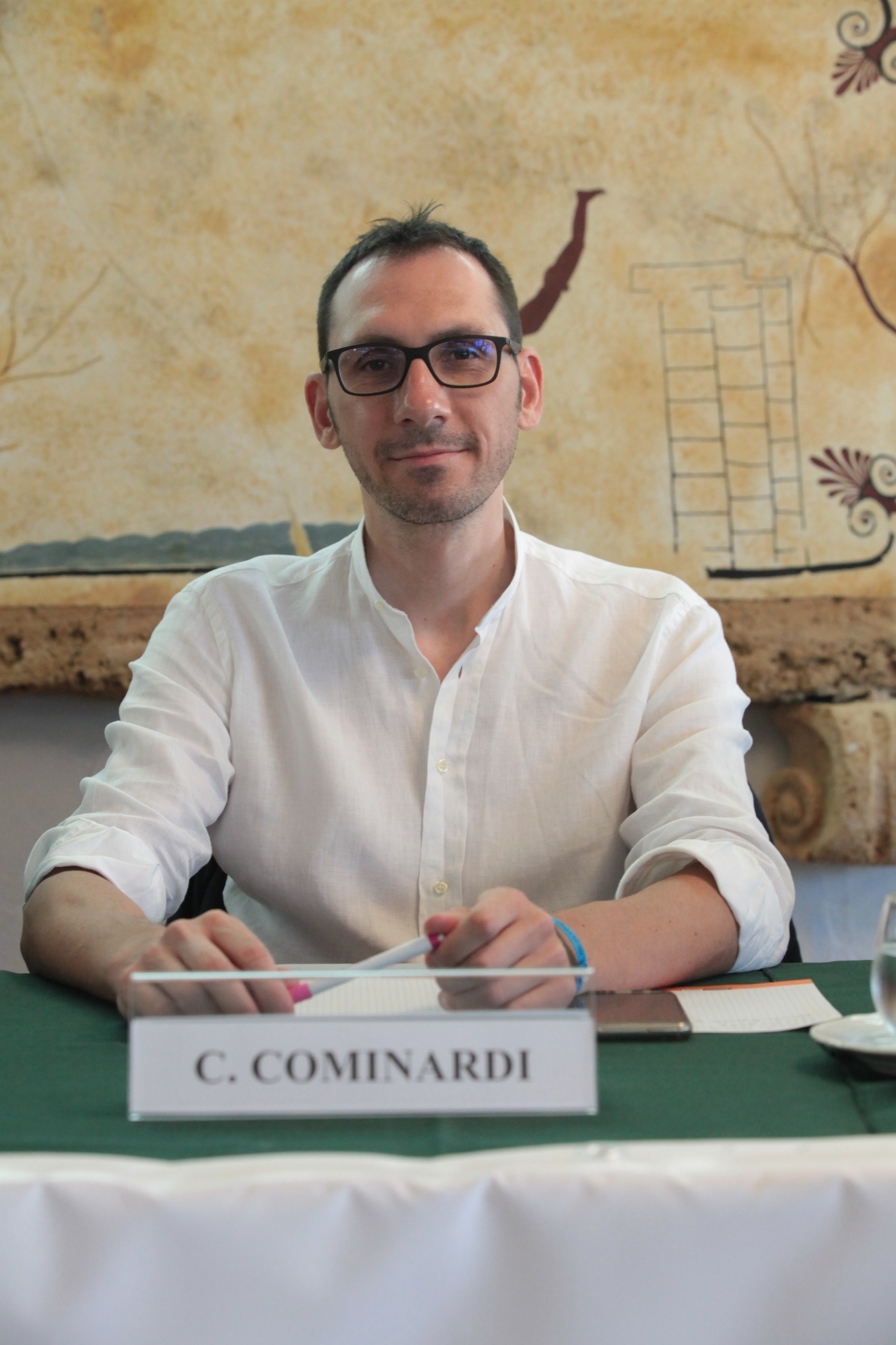 On. Claudio Cominardi